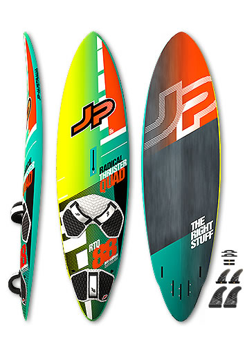 Windsurfing perth the home of windsurfing in wa 2017 jp australia radical thruster quad fandeluxe Choice Image